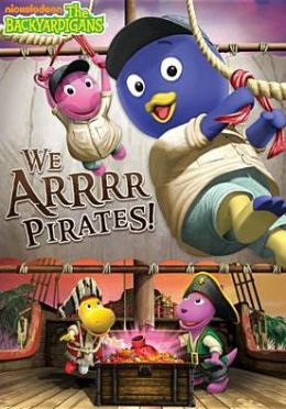 Backyardigans: We Arrrr Pirates / (Sub)