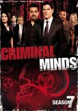 Video/DVD. Title: Criminal Minds: the Seventh Season