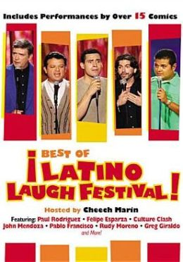 The Best of the Latino Laugh Festival