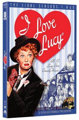 I Love Lucy - Seasons 7, 8 & 9