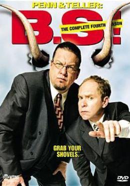 Penn & Teller: B.s.! - the Complete Fourth Season