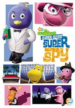 Backyardigans: Super Secret Spy