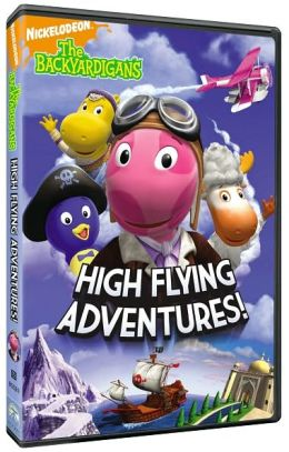 The Backyardigans - High Flying Adventures