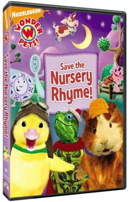 Wonderpets! Save the Nursery Rhyme
