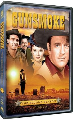 Gunsmoke - Season 2, Vol. 2