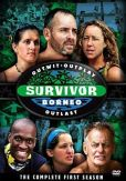 Video/DVD. Title: Survivor - Borneo - Complete First Season