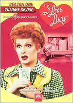 I Love Lucy: Season 1, Vol. 7