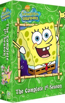 Spongebob Squarepants: the Complete 1st Season