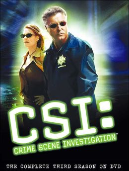 CSI - Crime Scene Investigation, The Complete Third Season