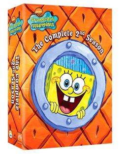 SpongeBob SquarePants: The Complete 2nd Season