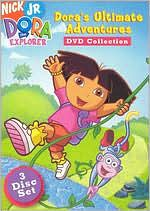 Dora the Explorer: Dora's Ultimate Adventures Collection