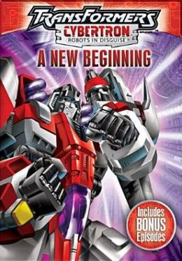 Transformers: Cybertron - Robots in Disguise - New