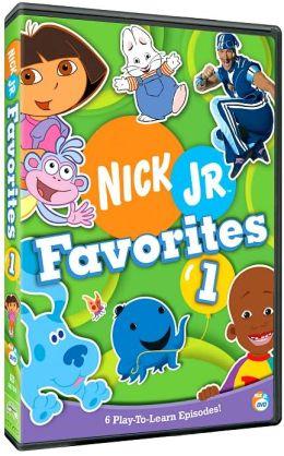 Galerry nick jr favorites 1 nick jr favorites 1