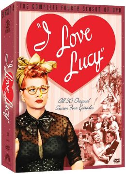 I Love Lucy - The Complete Fourth Season