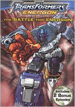 Transformers: Energon - Battle for Energon