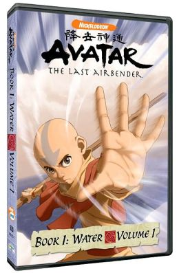 Avatar The Last Airbender - Book 1, Vol. 1 - Water