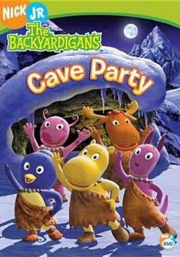 Backyardigans: Cave Party