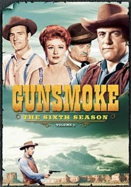 Gunsmoke: Sixth Season Vol 1