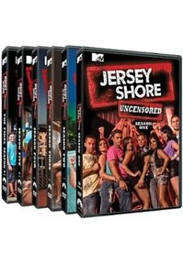 Jersey Shore: the Complete Series Pack (22pc)