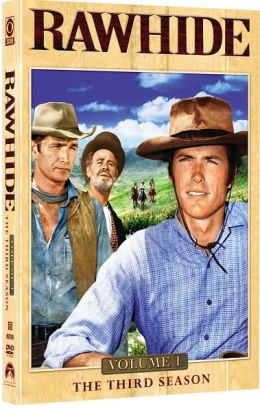 Rawhide - Season 3, Vol. 1