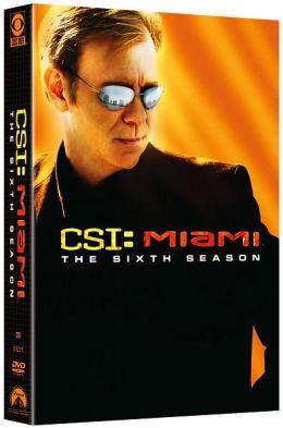 CSI Miami - Season 6