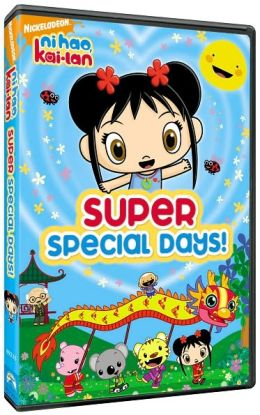 Ni Hao Kai-Lan - Super Special Days