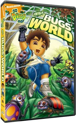 Go Diego, Go! - It's a Bug's World