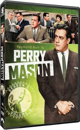 Perry Mason: Season Three, Vol. 2 movie