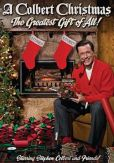 Video/DVD. Title: A Colbert Christmas - The Greatest Gift of All!