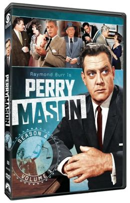 Perry Mason - Season 4, Vol .1