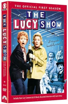 Lucy Show - Official First Season