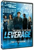 Video/DVD. Title: Leverage - Season 1