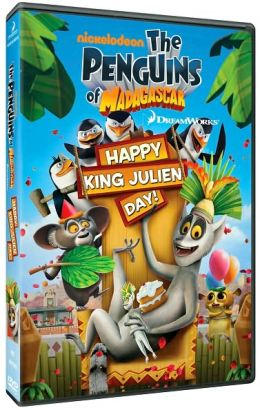 The Penguins of Madagascar: Happy Julien Day!