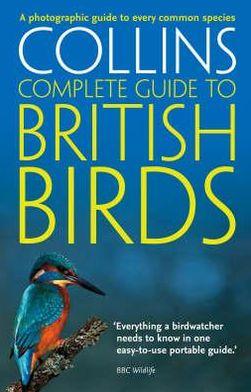 Collins Complete British Birds: Photoguide