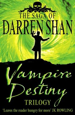 Vampire Destiny Trilogy: The Lake of Soul / Lord of the Shadows / Sons of Destiny