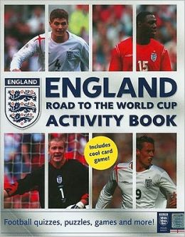 England's Road to the World Cup: Activity Book