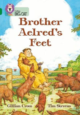 Brother Aelred's Feet