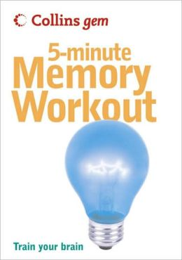 Collins Gem 5-Minute Memory Workout: Train Your Brain