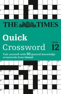 Times T2 Crossword