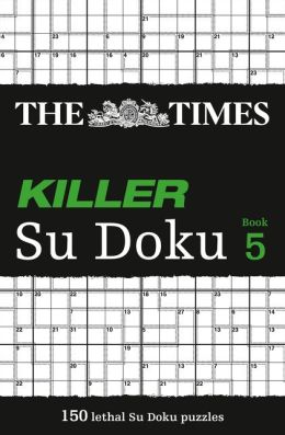 The Times Killer Su Doku Book 5