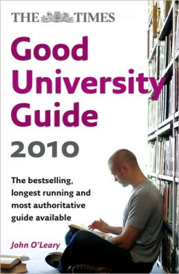 Times Good University Guide 2010 (New Edition)