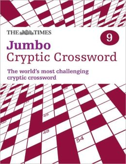 The Times Jumbo Cryptic Crossword 9