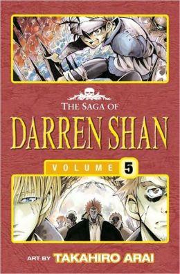Cirque du Freak Manga, Vol. 5: Trials of Death