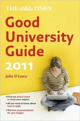 The Times Good University Guide 2011