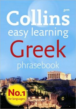 Collins Gem Easy Learning Greek Phrasebook