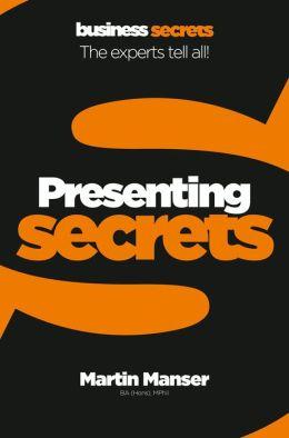 Presentations (Collins Business Secrets)
