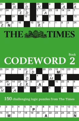 The Times Codeword Book 2