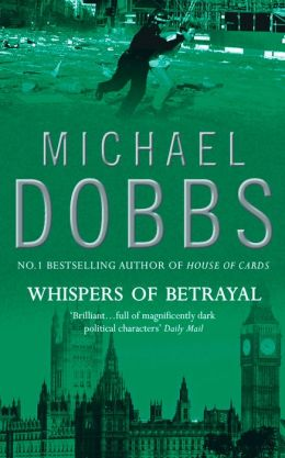 Whispers of Betrayal (Thomas Goodfellowe Series #3)