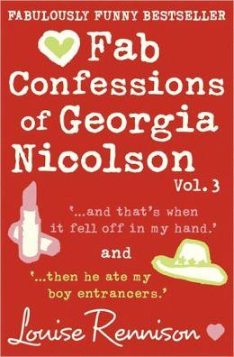 Fab Confessions of Georgia Nicolson 5 and 6.