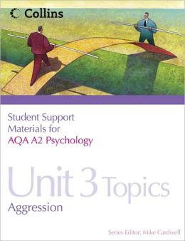 Cssm Aqa Psychology Unit 3, . Aggression